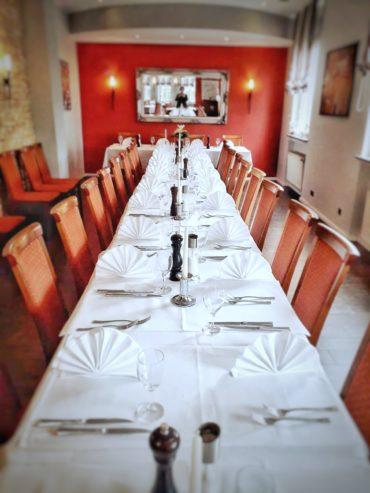 Feierlichkeiten Restaurant Oldenburg